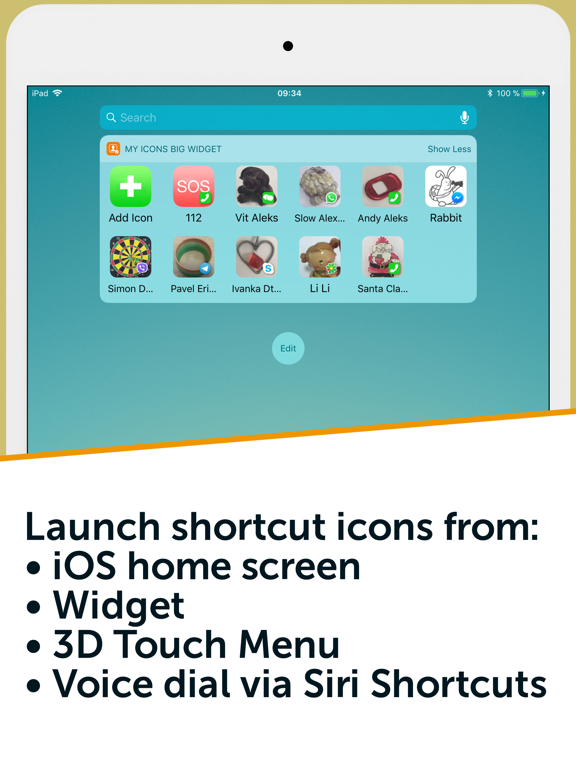 Ai Launcher: ショートカットアイコンメーカーのおすすめ画像5