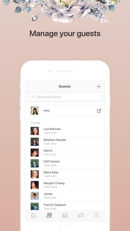Joy - Wedding App & Website screenshot-6