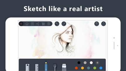 Drawing Pad & Doodle Paint Art Screenshot