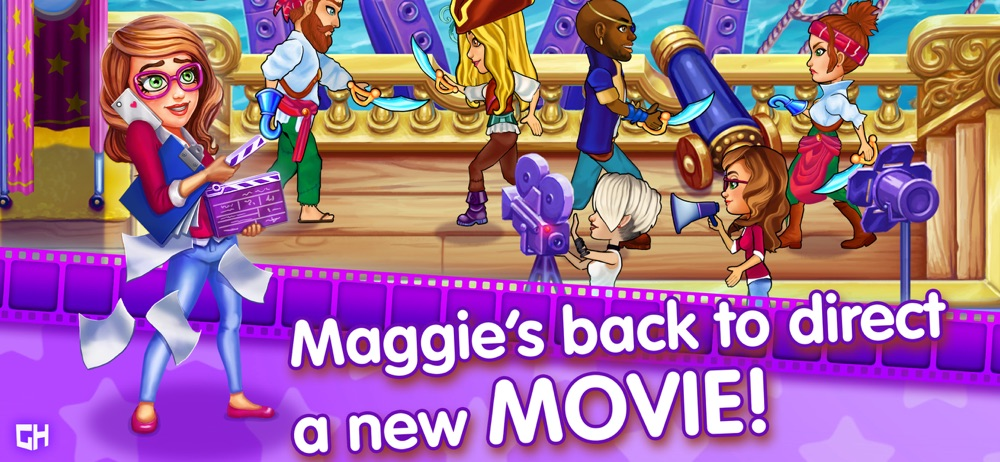 Maggie's Movies – Second Shot Cheat Codes