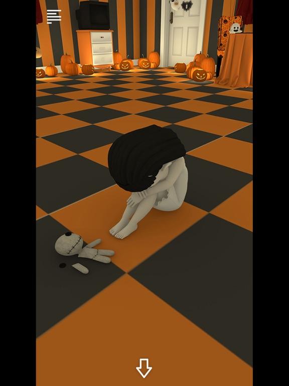 脱出ゲーム Spooky 雨と少女とぬいぐるみのおすすめ画像4