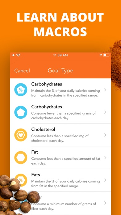 Screenshot for Lose It! – Calorie Counter in Finland App Store