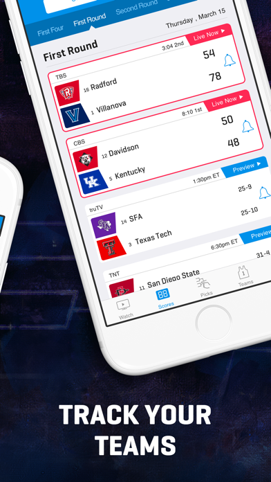 download NCAA March Madness Live apps 2