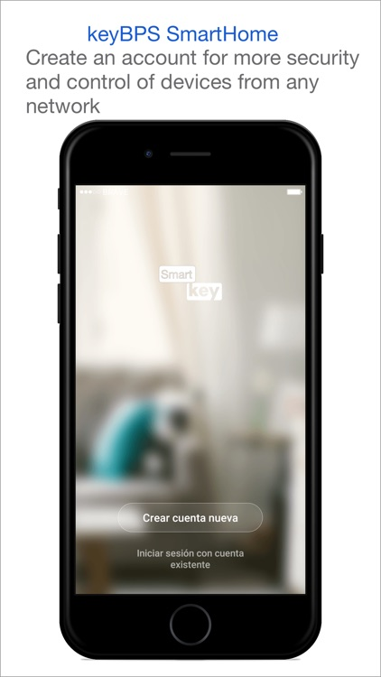 keyBPS SmartHome screenshot-3