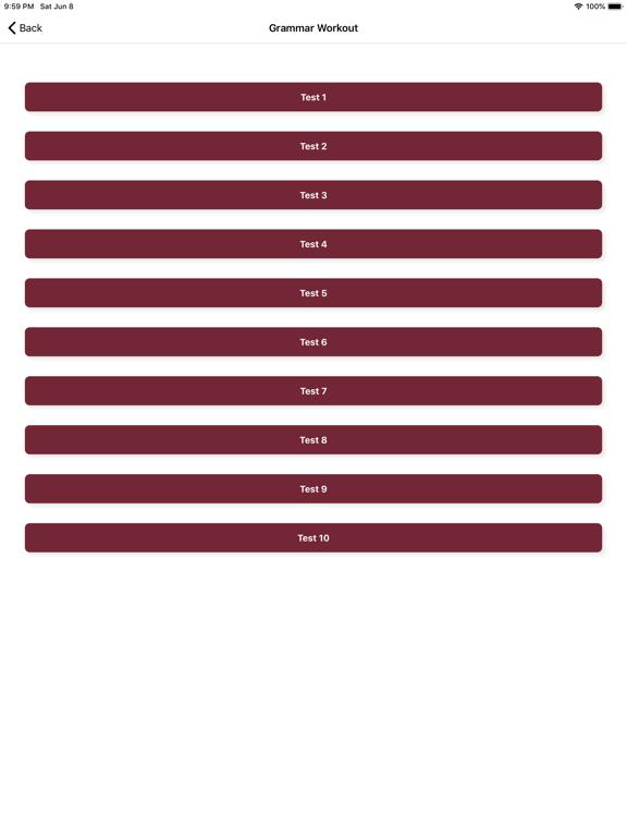 English Grammar-QTS,IETLS,TOFL screenshot 7