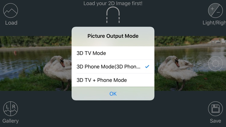2D to 3D Image Converter screenshot-4