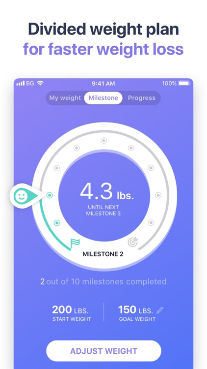 Organic Walk: Weight Loss App screenshot-3