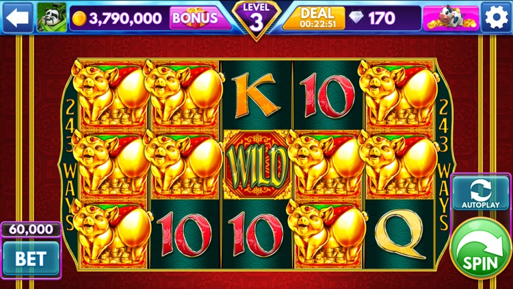 Diamond Sky: Slots & Lottery screenshot-3