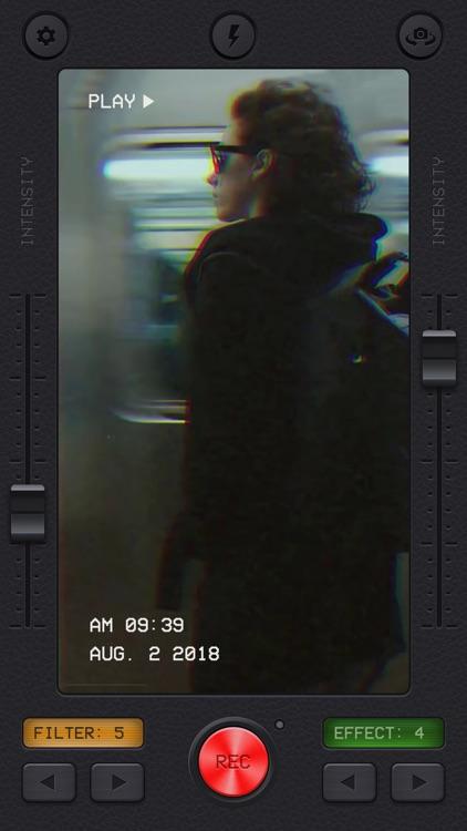 VHS Cam: Vintage Video Filters screenshot-3