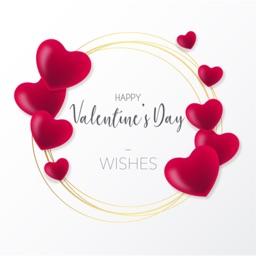 Happy Valentaine Wishes Maker