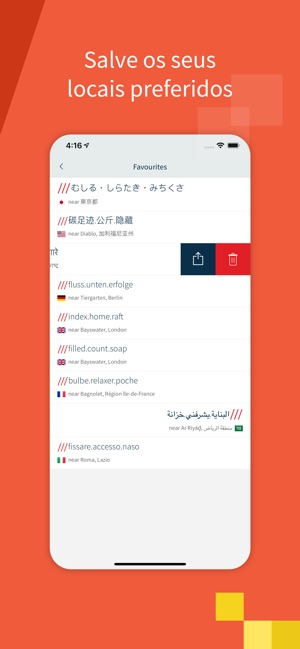 what3words na App Store