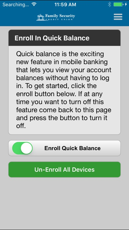 Family Security Mobile Banking screenshot-3
