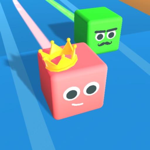 Cube Race 3D