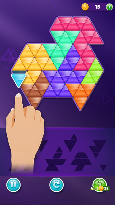 Block! Triangle puzzle:Tangram for windows pc