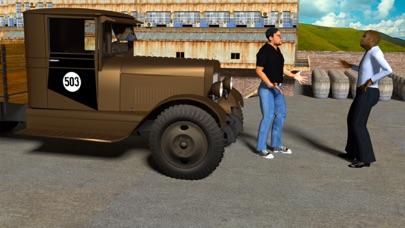 Drive Heavy Truck Simulator 3D screenshot 6