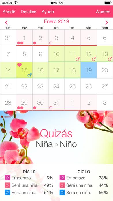 Calendario chino de embarazo 2019 original