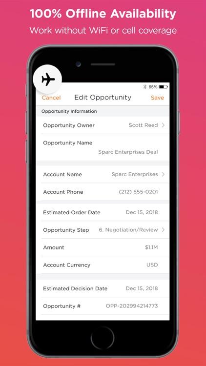 Tact Sales Assistant screenshot-5