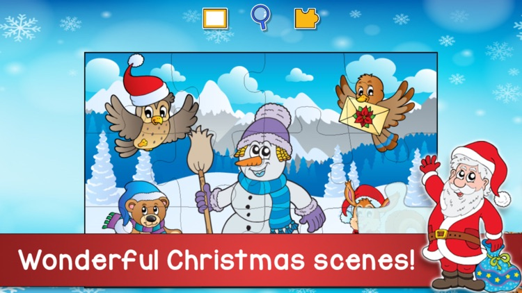 Super Puzzle Kids Jigsaw Game screenshot-4