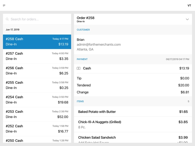 Paytouch Point of Sale (POS) screenshot-3
