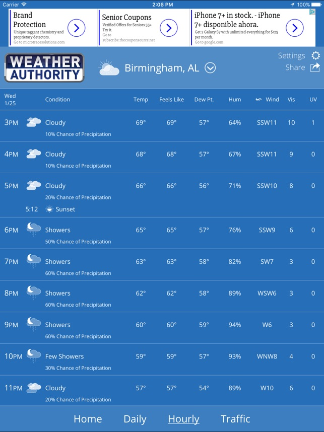 3340 Weather on the App Store