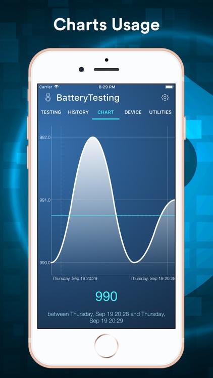 BatteryPro++ screenshot-3