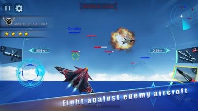 Air Battle - Sky Fighters 3DScreenshot of 4