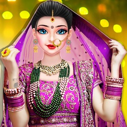 Indian Wedding Doll Maker
