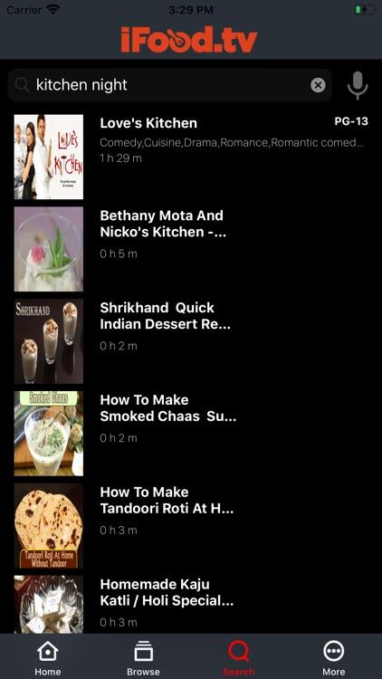 iFood.tv video recipes screenshot-4