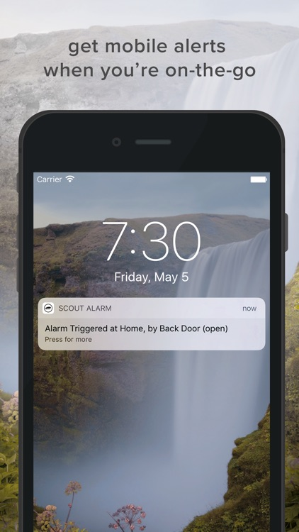 Scout Alarm - Home Security screenshot-3
