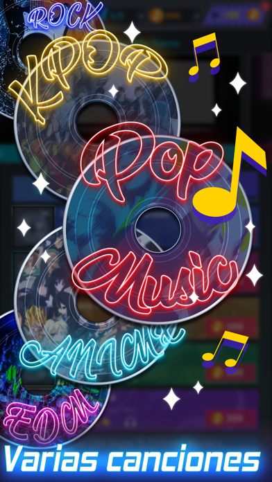 Screenshot for Tap Tap Music-Pop Songs in Spain App Store