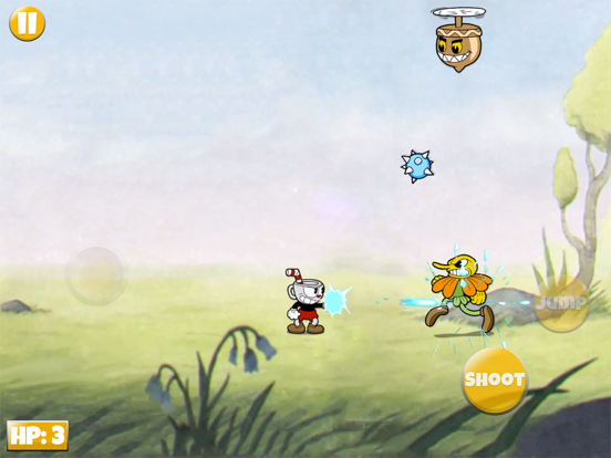 CUPHEAD MOBILE screenshot 14