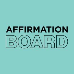 Affirmation Board: Motivation
