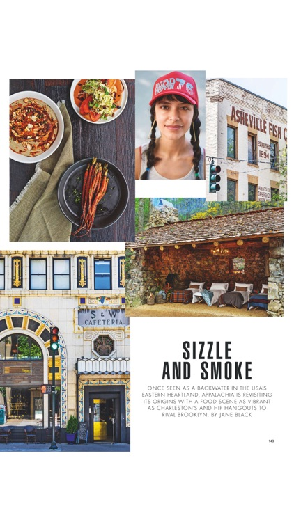 Condé Nast Traveller Magazine screenshot-5