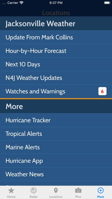News4Jax Weather Authorityのおすすめ画像4