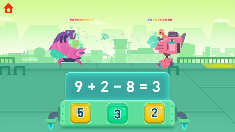 Dinosaur Math - Learning Games screenshot-7