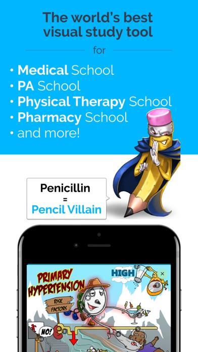 Picmonic: Medical PA USMLE RXScreenshot of 1