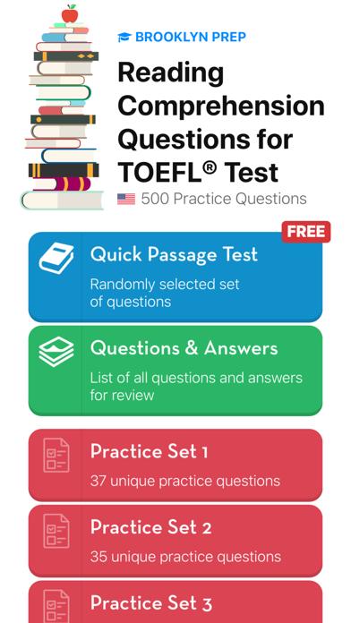Brooklyn Prep - TOEFL® Test by Pixerian (iOS, United States