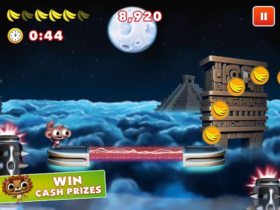 Dare the Monkey: Arena screenshot 6
