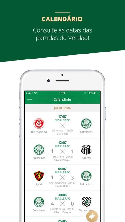 Palmeiras Oficial screenshot-3
