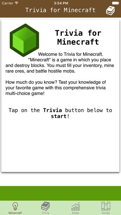MineTrivia: Craft Quiz & Guide