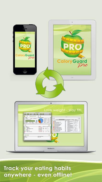 CaloryGuard Proのおすすめ画像4