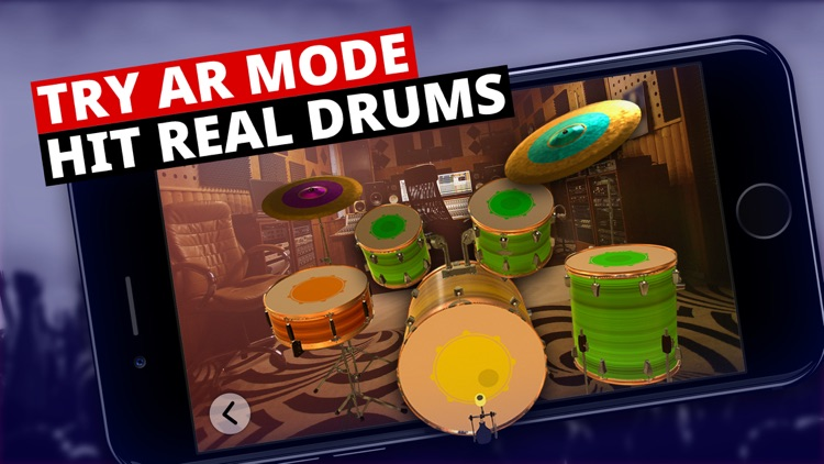 WeDrum - Drums, Real Drum Kit