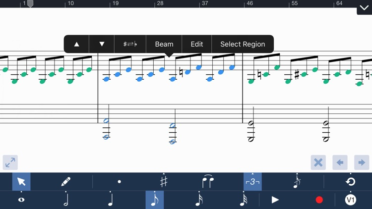 Symphony Pro - Music Notation screenshot-3