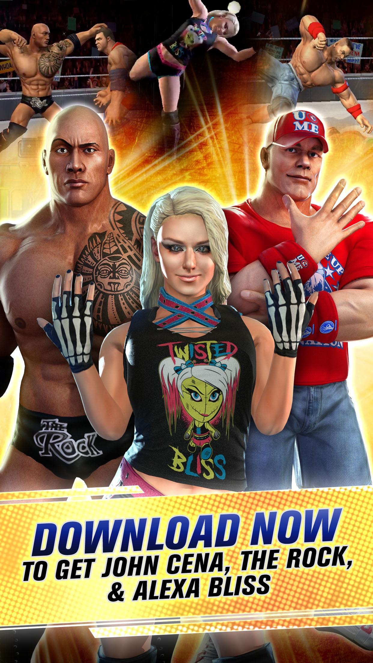 WWE Champions 2019 Screenshot