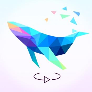 Polysphere - art of puzzle Logo