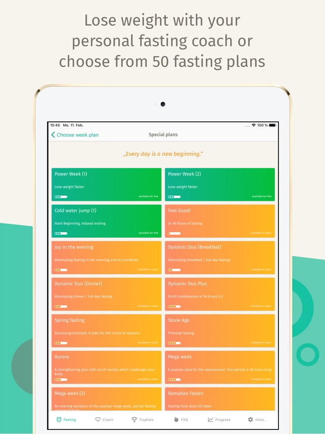 BodyFast Intermittent Fasting on the App Store