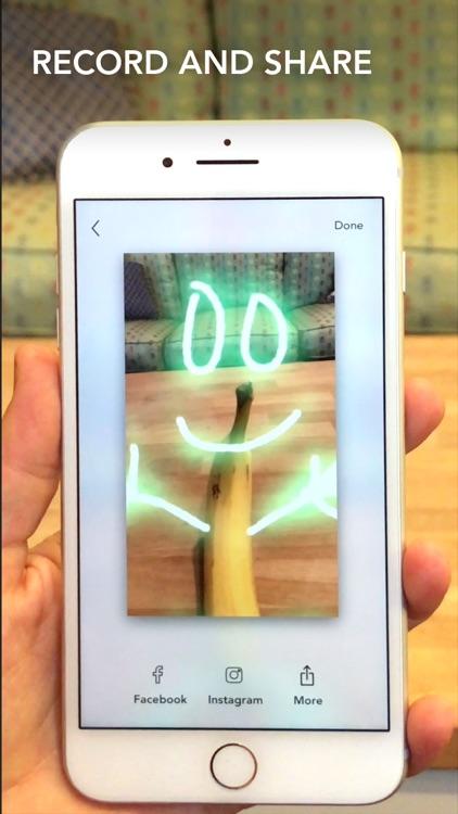 LightSpace - 3D painting in AR screenshot-3