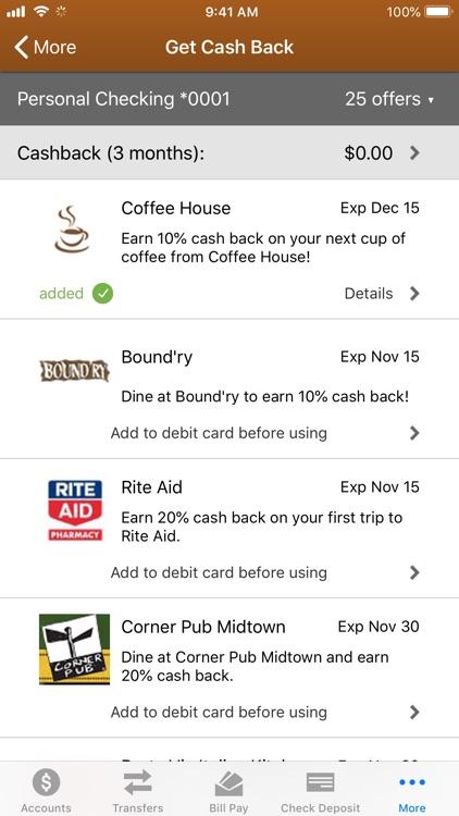 North County CU Mobile Banking screenshot-6