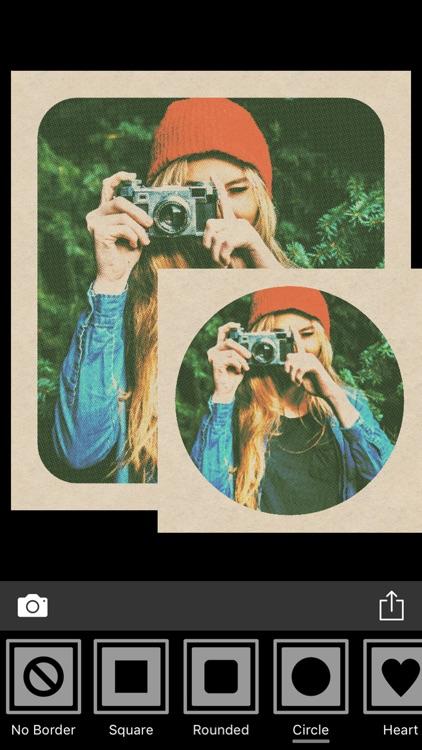 Printed - Vintage Design Photo screenshot-3