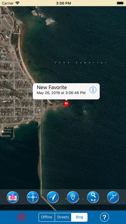 Lake Superior – Marine Boating screenshot-5